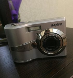Фотоаппарат цифровой Sanyo