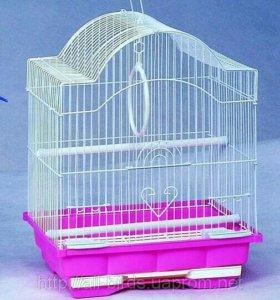 Клетка для попугая азов
