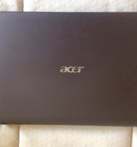 Ноутбук Acer Aspire 2011г. clear-fi