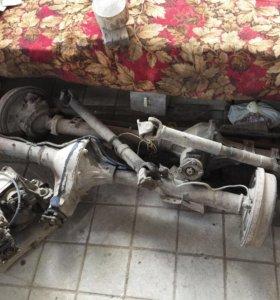 Мотор ГАЗ 21