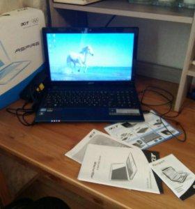 Ноутбук aser 5750g icor3 2310