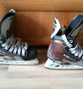 Коньки хоккейные Bauer supreme one 75