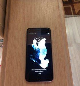 Продам iPhone 6s space 16 gb