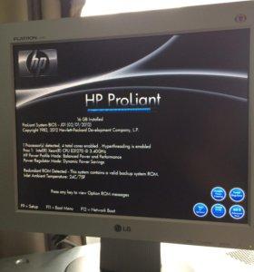 Сервер HP ProLiant DL120 G7 (CPU E3-1270)