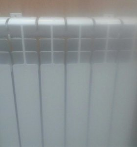 Радиаторы алюминевый
