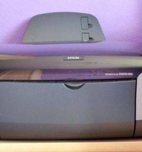 Принтер Epson Stylus photo 950