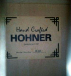 """Классическая гитара """"Hohner"""""""