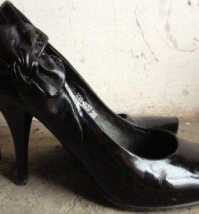 Туфли размер 39 натуральная кожа