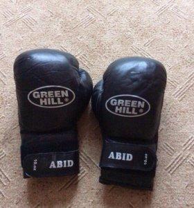 Перчатки боксерские 10 унций