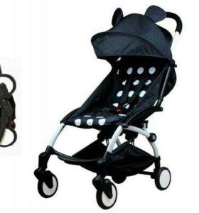 Прогулочные коляски Baby time аналог Yoyo