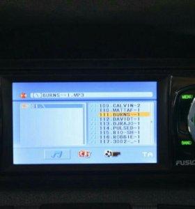 Автомагнитола Fusion 303T