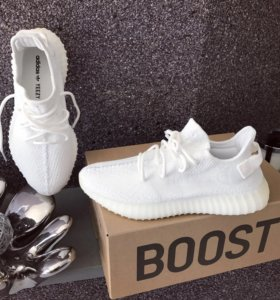 Adidas Yeezy Boost v2 Cream White