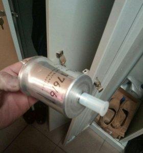 Фильтр топливный mahle KL 176/6D