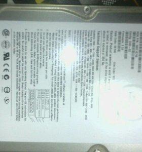 Винчестер IDE 120гб