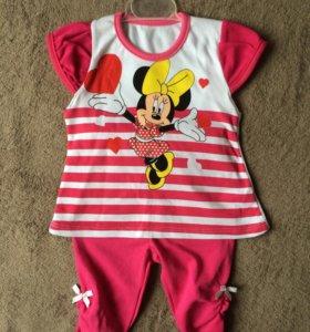 Новый костюм для малышки