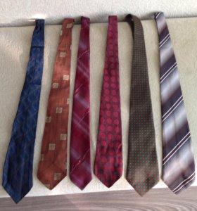 Мужские галстуки бу