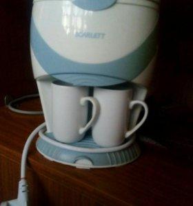 Кофеварка капельная скарлет