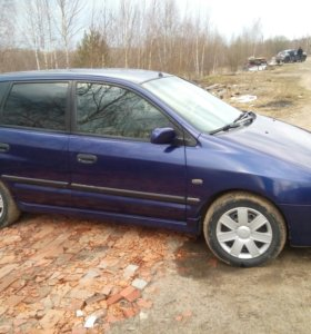 Mitsubishi Space Star 1.6AT