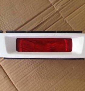 Nissan Teana J32 - задняя противотуманка
