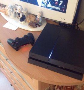 Sony PlayStation 4 500gb black