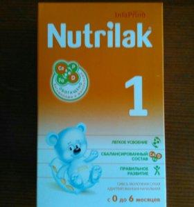 Детская смесь nutrilak 1 6 коробок