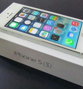 Новый iphone 5s ориг.