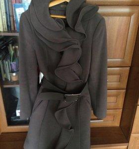 Пальто и ботильоны