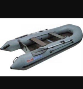 Лодка ProfMarin 310 и Мотор Golfstream F5amhs