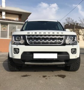 Land Rover Discovery 4 2015 г.в.