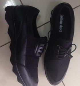 Кроссовки кеды слипоны туфли