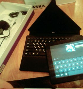 Планшетный компьютер- KREZ TM1003 Tap'n'Go