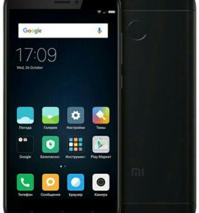 Xiaomi redmi 4x 3/32 global black новый