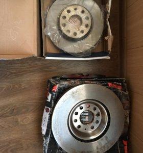 Тормозные диски на Porsche Cayenne,VW TOUAREG,Q7