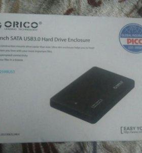 """Orico - Корпус для жёсткого диска 2.5"""" usb 3.0"""