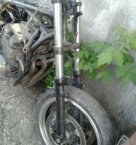 Kawasaki fx 400