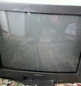 """Цветной телевизор """"Спектор"""""""