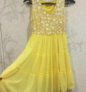 Летнее платье новое