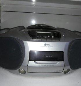 Магнитофон LG