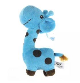 Новая игрушка Жираф