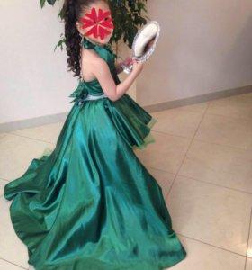 Детская праздничное платье