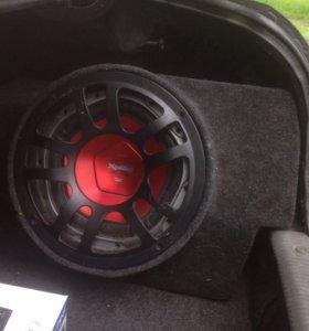 Буфер в авто 1100w