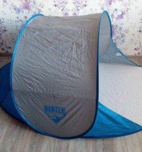 Новая пляжная палатка