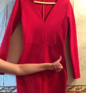 Платье и кардиган