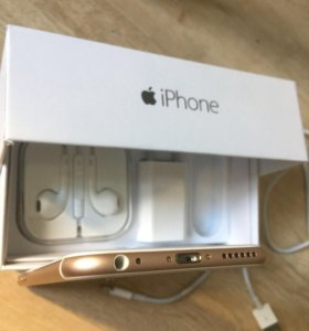 iPhone 6 gold,16 gg