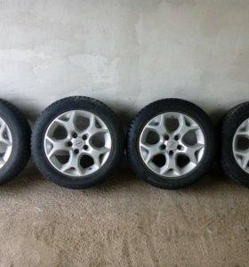 Колеса оригинал Opel
