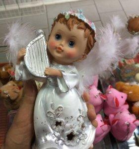 Ангелочки ручной работы . Светятся
