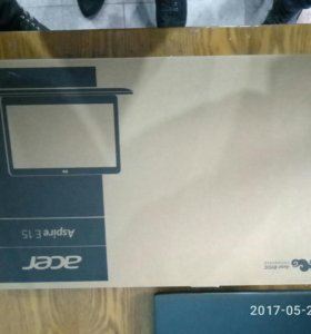 Ноутбук Acer e15