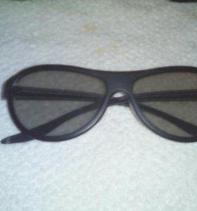 LG 3D очки