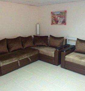 Угловой диван N1