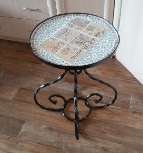 Кованный столик